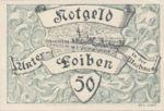Austria, 50 Heller, FS 1096a