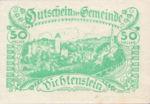 Austria, 50 Heller, FS 1108