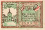 Austria, 20 Heller, FS 1116IIa