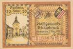 Austria, 20 Heller, FS 1116IIb