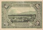 Austria, 50 Heller, FS 1116IIb