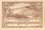 Austria, 20 Heller, FS 1102