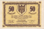 Austria, 50 Heller, FS 1118IIa