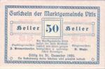Austria, 50 Heller, FS 1115I