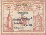 Austria, 50 Heller, FS 1119a