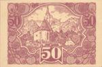 Austria, 50 Heller, FS 1120