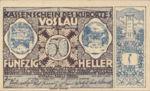 Austria, 50 Heller, FS 1121IIa
