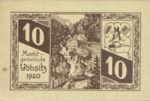 Austria, 10 Heller, FS 1260