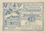 Austria, 50 Heller, FS 1276a