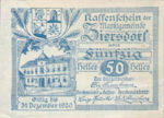 Austria, 50 Heller, FS 1276c