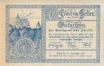 Austria, 50 Heller, FS 1278