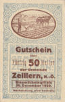 Austria, 50 Heller, FS 1263b