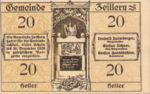 Austria, 20 Heller, FS 1263c