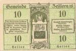 Austria, 10 Heller, FS 1263e