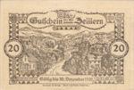 Austria, 20 Heller, FS 1263e