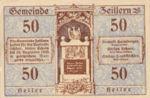 Austria, 50 Heller, FS 1263e