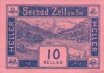 Austria, 10 Heller, FS 1270I