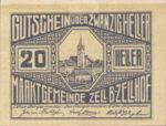 Austria, 20 Heller, FS 1274a