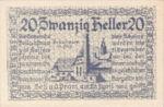 Austria, 20 Heller, FS 1271a