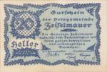 Austria, 20 Heller, FS 1265g