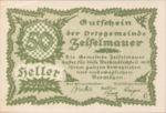Austria, 50 Heller, FS 1265g