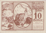 Austria, 10 Heller, FS 1267