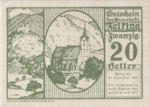 Austria, 20 Heller, FS 1267