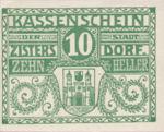 Austria, 10 Heller, FS 1277a