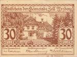 Austria, 30 Heller, FS 1273a