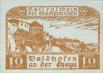 Austria, 10 Heller, FS 1125IIb