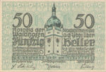 Austria, 50 Heller, FS 1127Ia