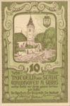 Austria, 10 Heller, FS 1127IIc