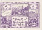 Austria, 20 Heller, FS 1133d