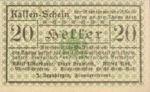 Austria, 20 Heller, FS 1125Ib