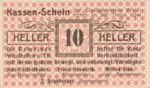 Austria, 10 Heller, FS 1125Ib