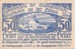 Austria, 50 Heller, FS 1125Ib