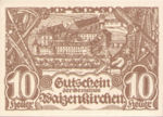 Austria, 10 Heller, FS 1128a