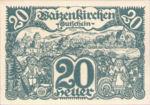 Austria, 20 Heller, FS 1128a
