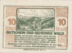 Austria, 10 Heller, FS 1129Ia