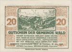 Austria, 20 Heller, FS 1129Ia