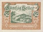 Austria, 50 Heller, FS 1129Ia