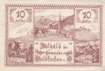 Austria, 10 Heller, FS 1133d