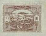 Austria, 10 Heller, FS 1136a