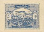 Austria, 20 Heller, FS 1136a