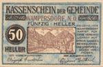 Austria, 50 Heller, FS 1138a
