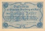 Austria, 20 Heller, FS 1142b