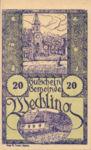 Austria, 20 Heller, FS 1145a