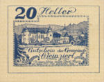 Austria, 20 Heller, FS 1153b