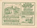 Austria, 50 Heller, FS 1156Aa