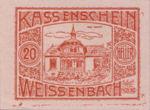Austria, 20 Heller, FS 1156Bb